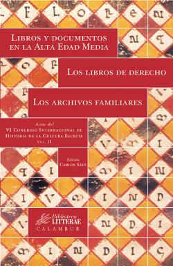 Libros y documentos en la alta edad media