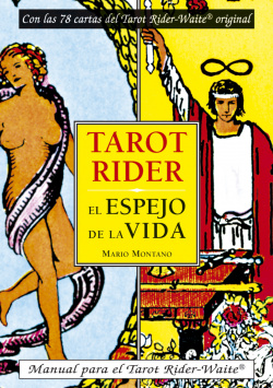 TAROT RIDER.ESPEJO DE LA VIDA.(TAROT Y ADIVINACION)