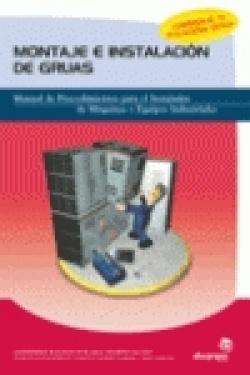 Montaje e instalación de grúas