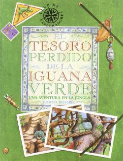 El tesoro perdido de la Iguana Verde