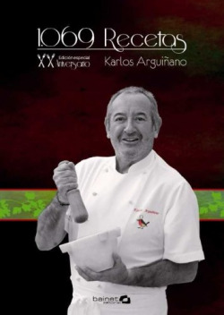 1069 Recetas de Cocina XX Aniversario