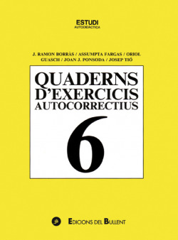 QUAD.D'EXERCICIS 6 AUTOCORRECTIUS
