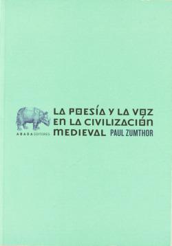 POESIA Y VOZ Y CIVILIZACION