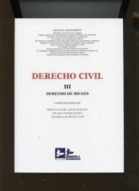 Derecho civil. Derecho de bienes, volumen III