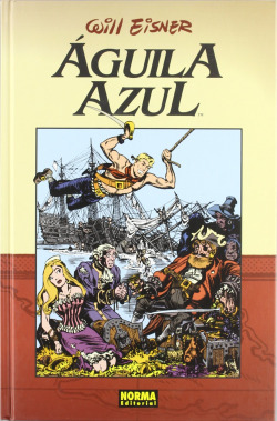Will Eisner, 11 Aguila Azul
