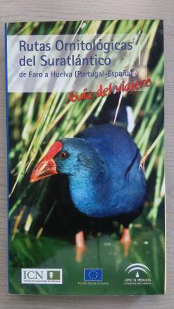 Rutas ornitológicas del suratlántico de Faro a Huelva