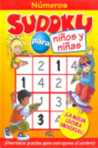 Sudoku Para Niños Y Niñas