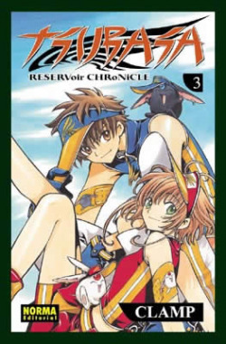 Tsubasa reservoir chronicle 3