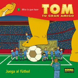 Tom Tu Gran Amigo: Juega Futbol