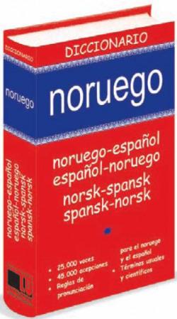 Dº noruego nor-esp / esp-nor