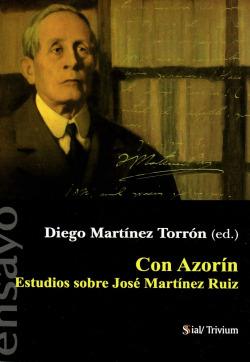 Con azorin: estudios sobre jose martinez ruiz