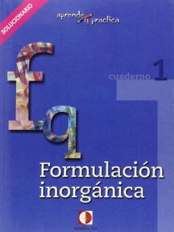 (09).(SOLUC).1.FORMULACION INORGANICA.(APRENDE Y PRACTICA)
