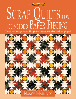 Scrap quilts con el metodo paper piecing