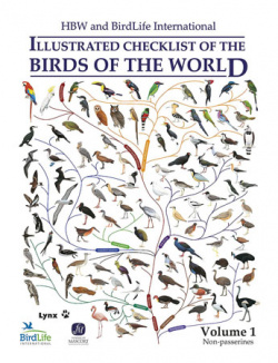 Illustrated chesklist of the birds of the world