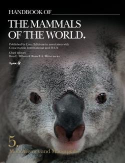 HANDBOOK OF MAMMALS OF WORLD: MONOTREMES AND MARSUPIALS