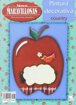 Pintura decorativa country