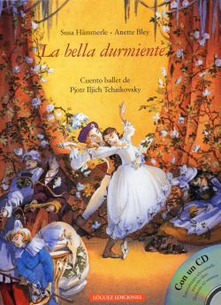 La Bella Durmiente (+Cd) - Cartone