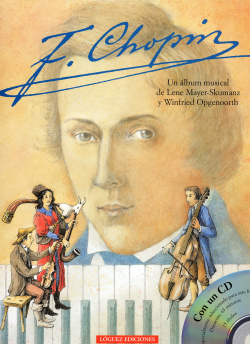 Fryderyk Chopin (+Cd) - Cartone