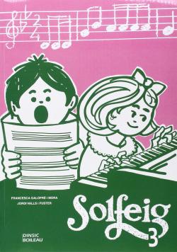 Solfeig 3: Llenguatge musical