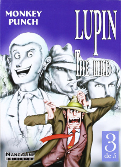 Lupin The Third, 3