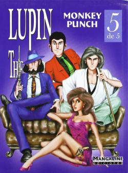 Lupin Thr Third, 5