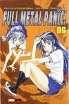 PACK FULL METAL PANIC (6-9)