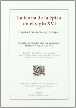 LA TEORÍA ÈPICA EN EL SIGLO XVI