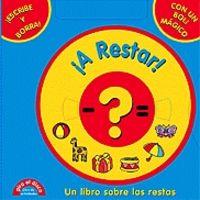 A Restar (Col.Escribe Y Borra)