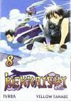 Kekkaishi 8