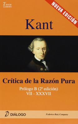 KANT.CRITICA DE LA RAZON PURA.(HISTORIA FILOSOFIA).(2ºBACH)