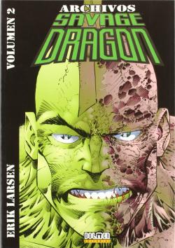 Archivos Savage Dragón, 2