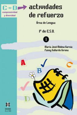 CUAD.ACTIVIDADES REFUERZO LENGUA 1ºESO
