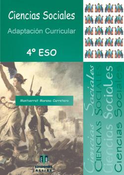 Ciencias sociales 4ºeso adaptaciones curriculares