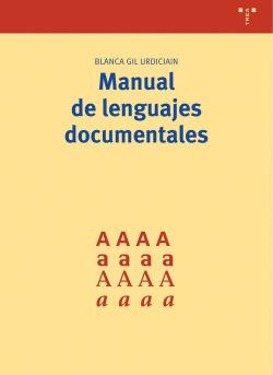 Manual de lenguajes documentales