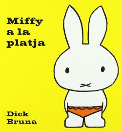 Miffy a la platja