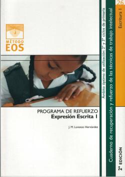 Expresión escrita 1.(2ºy 3º ciclo primaria)
