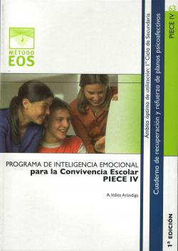 Programa inteligencia emocional convivencia escolar IV