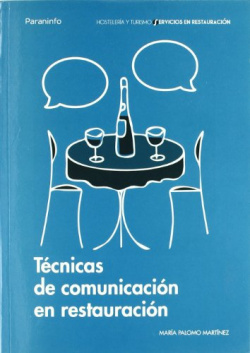 ANT/(11).(G.M).TECNICAS DE COMUNICACION EN RESTAURACION