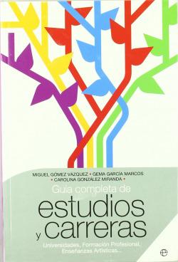 Guía completa de estudios y carreras