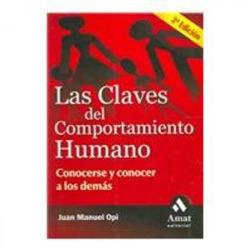 CLAVES DEL COMPORTAMIENTO HUMANO.CONOCERSE Y CONOCER A DEMAS
