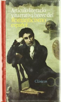 ARTICULO LITERARIO DEL ROMANTICISMO (T)