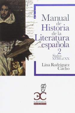 MANUAL HISTORIA LITERATURA VOL 2