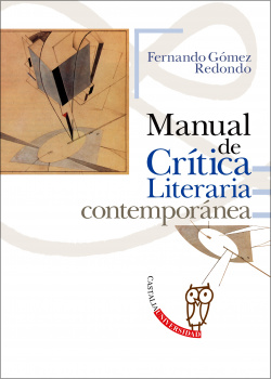 MANUAL DE CRÍTICA LITERARIA CONTEMPORÁNEA