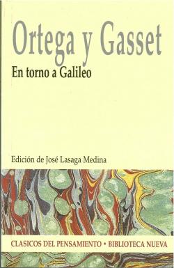EN TORNO A GALILEO JOSE ORTEGA Y GASSET