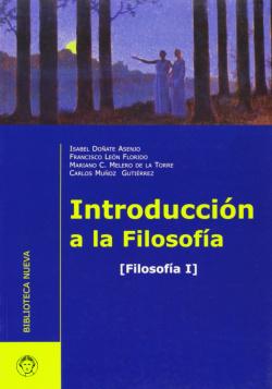 INTRODUCCION A LA FILOSOFIA, FILOSOFIA I