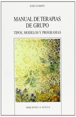 MANUAL DE TERAPIAS DE GRUPO