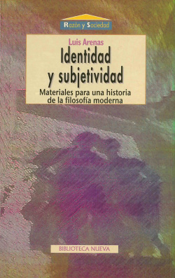Identidad y subjetividad