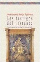 TESTIGOS DEL INSTANTE,LOS