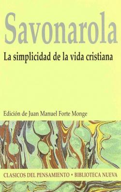 La simplicidad de la vida cristiana