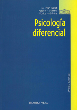 PSICOLOGIA DIFERENCIAL 5ªED